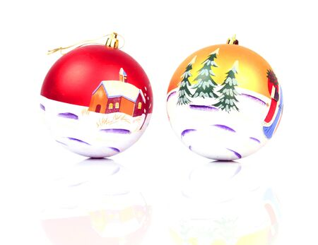 Christmas composition Standard-Bild