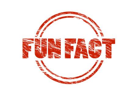 fun fact sign