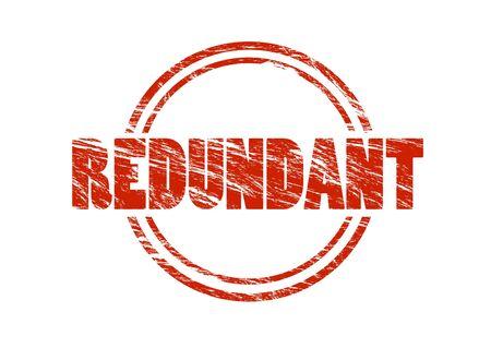 redundant stamp