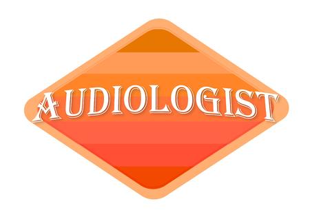 audiologist sign