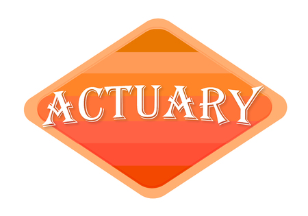actuary sign