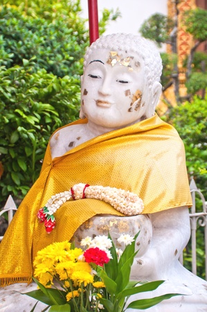 Smiling Buddha  God of Happiness, Wealth and Lucky Stock Photo - 13550731