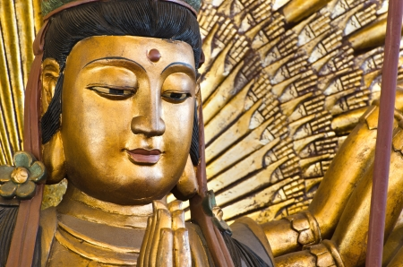 Thousand hands, Kuan Im U Lai, supreme god in Chinese culture