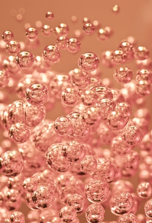 Detail of abstract bubble, can be used for background
