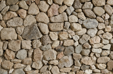 Texture of old stone wall for background