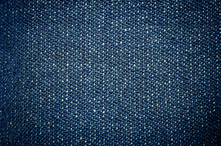 Blue denim jeans texture background Stock Photo
