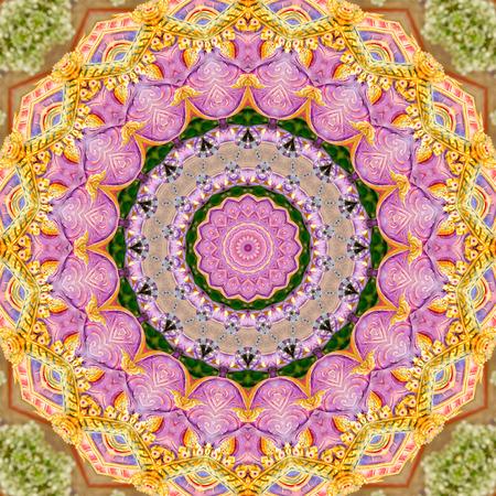 oriental rug: seamless colorful geometric carpet decoration pattern