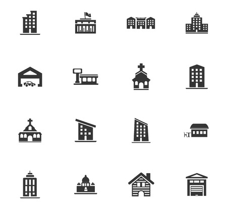icons set for website design