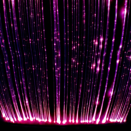 sensory: This photograph taken in a light sensory room designed to relax and entertain children and adults with learning difficulties and disabilities.