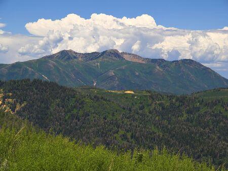 More mountain ranges from Utah
