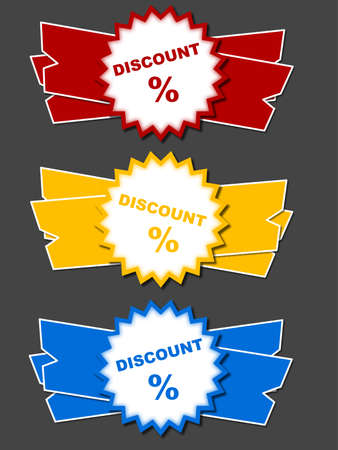 Discount circle offer