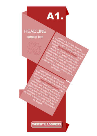 versions: creative column with headline and text