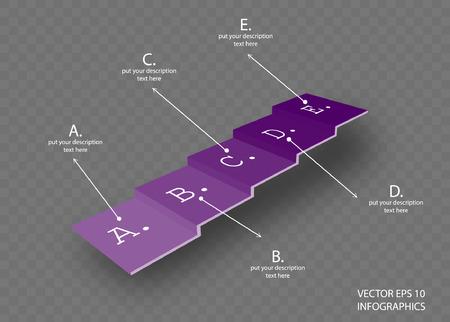 creative: creative vector infographics arrow