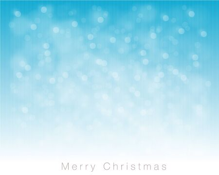 christmas abstract background blue