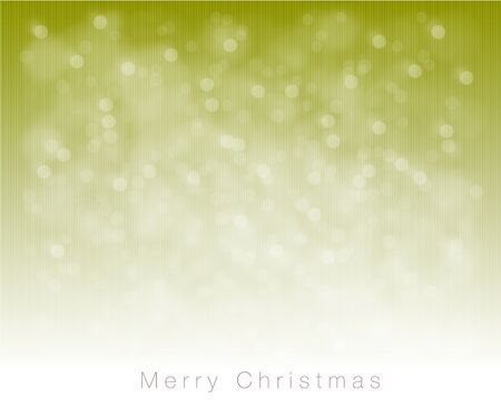 christmas abstract background green