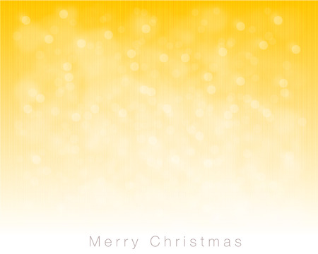 christmas abstract background yellow
