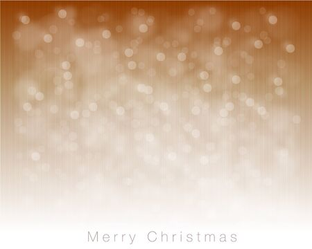 christmas abstract background orange