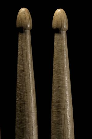 wooden drum sticks