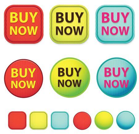 botton: Modern Buy now web botton