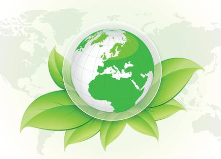 green world: Green world concetp