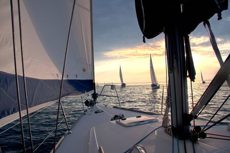 regatta: Regatta Stock Photo