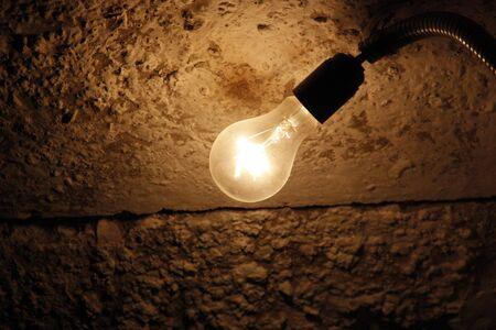 dimly: 60 watt bulb