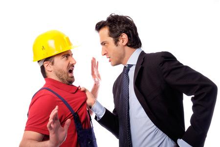 arrogancia: La lucha de clases entre el gerente y el trabajador