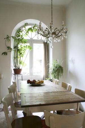 Vintage Innenraum