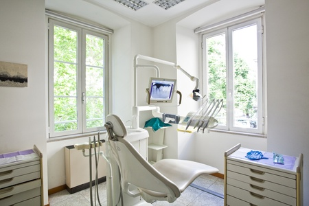 dentist office interior Stock Photo - 9843679