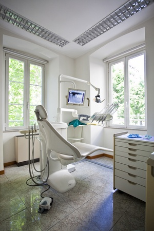dentist office interior Stock Photo - 9843706