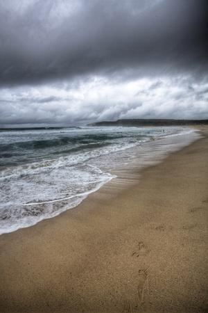 Stormy beach Australia Stock Photo - 9985500