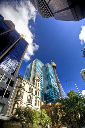 sydney city center Stock Photo - 10007239