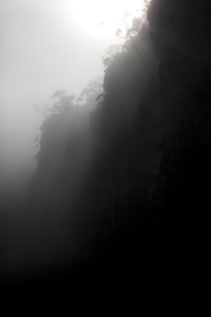 mystic mountain photo