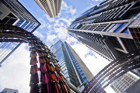 financial district: Sydney city centre