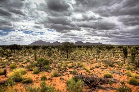 australie landschap: Australische outback