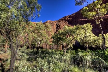 ayers: ayers rock uluru australia
