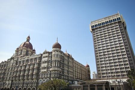 Taj Mahal Palace in Bombay, India, Asia Stock Photo - 13776178