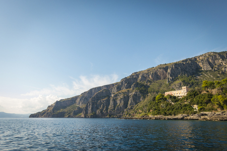 maratea: beautiful house villa on the sea in Maratea, south Italy