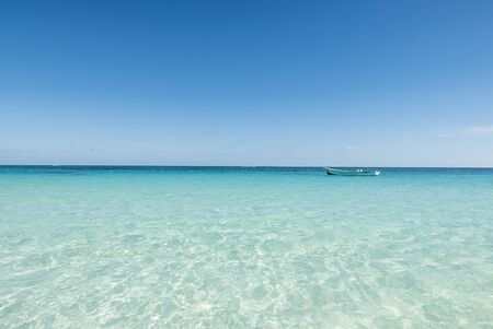 crystal clear: Crystal clear water of the tropical sea
