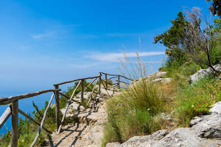 Path of the Gods, amazing hike in the Amalfi Coast in Italy
