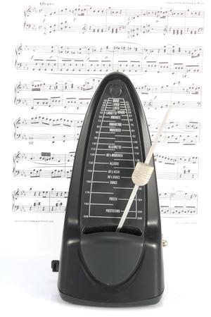 metronome Stock Photo - 27518654
