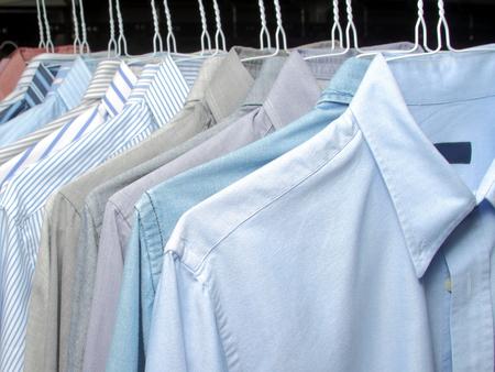 ironed shirt 版權商用圖片