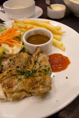 Chicken Steak photo