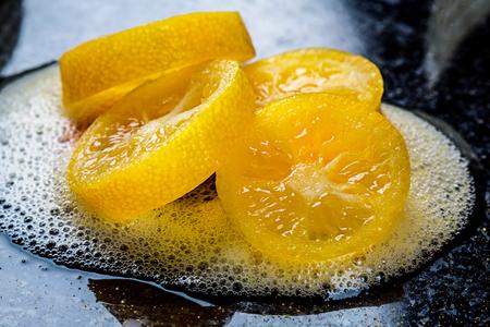 Abstract gastronomy vanguard concept molecular cuisine background