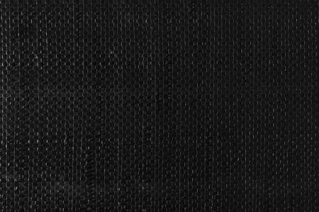 noir tissé en plastique fond de tissu pour les projets Banque d'images