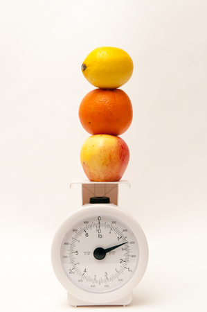 alimentacion balanceada: Concepto de p�rdida andweight dieta equilibrada