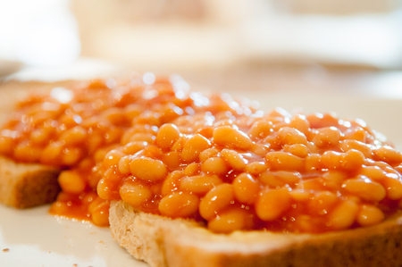 beans on toast: Beans on toast