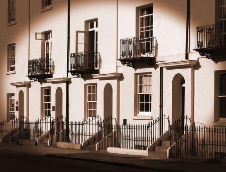 Sepia Georgian Terrace photo