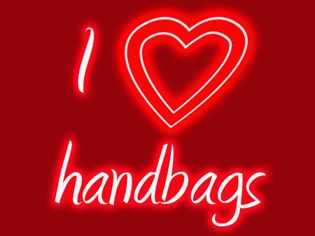 I love hand bags