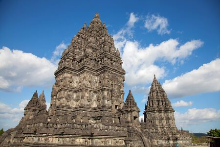 Prambanan hindu temple in Jogyakarta, Indonesia Stock Photo - 9926862